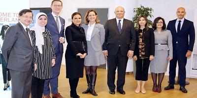 رئيس المؤسسة العالمية السويسرية: مناخ الاستثمار في مصر يجذب شركات سويسرية للتوسع في استثماراتها