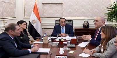 رئيس الوزراء يعقد اجتماعًا لاستعراض خطة الهيئة العامة للتنمية السياحية في إطار استراتيجية التنمية المستدامة رؤية مصر 2030