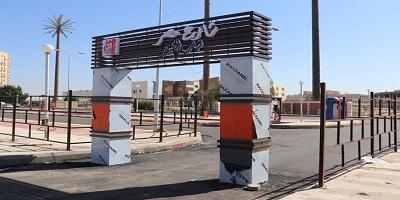 """رئيس الجهاز: جارٍ الانتهاء من تجهيز الموقع الأول لمشروع """"شارع مصر"""" بمدينة 6 أكتوبر"""