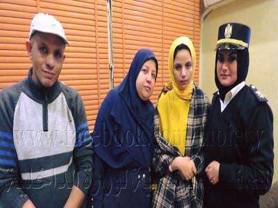إعادة فتاة من الصم والبكم لأسرتها عقب العثور عليها بالقاهرة