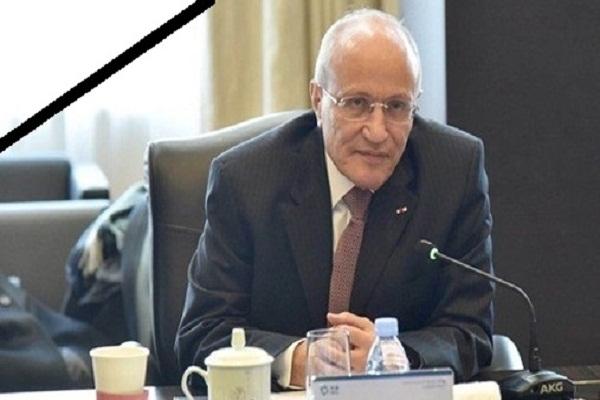 رئيس الوفد ينعي الفريق محمد العصار