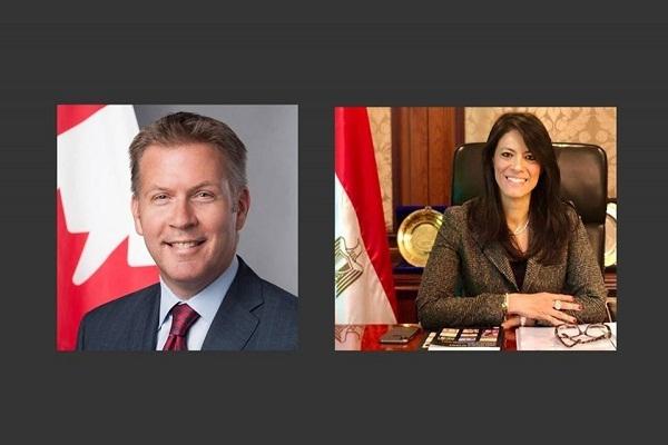 التعاون الدولي والسفارة الكندية يعلنان برنامج تعاون ثنائي بين مصر وكندا لدعم المساواة بين الجنسين وتمكين المرأة