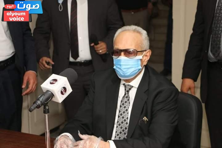 """""""بهاء أبو شقة"""" يعلن عدم ترشحه للانتخابات البرلمانية"""