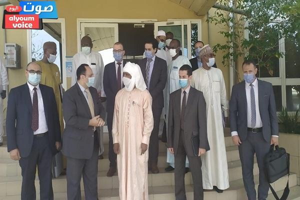 """وزيرة الصحة: فحص ١٥ ألف مواطن بدولة تشاد للكشف عن فيروس """"سي"""""""