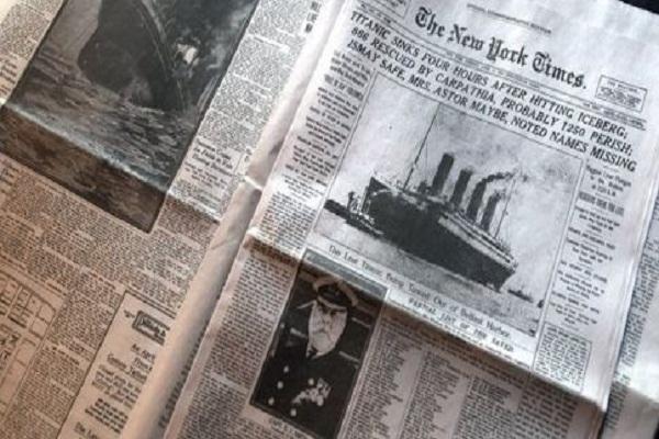 """دراسة حديثة تكشف السبب الحقيقي وراء غرق السفينة """"تيتانيك"""""""