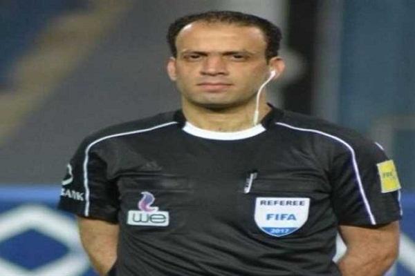 الحنفي حكمًا لمواجهة الأهلي والمقاصة في الدوري