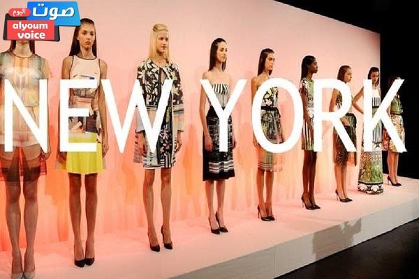أسبوع الموضة في نيويورك منصة دعم للمصممين في وجه كورونا