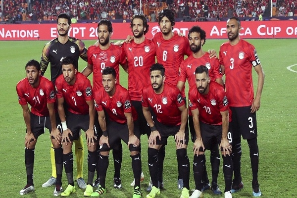 """""""فيفا"""" : منتخب مصر في المركز الـ 51 عالميًا و السابع إفريقيًا"""