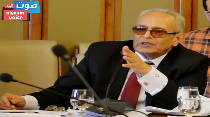 أبوشقة: علينا إحداث ثورة تشريعية في القوانين تتماشى مع رؤية الدولة الحديثة