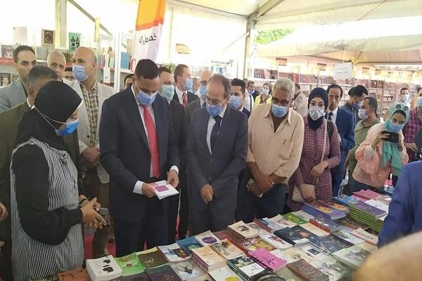 الهيئة العامة لقصور الثقافة تشارك بمعرض المنصورة الأول للكتاب