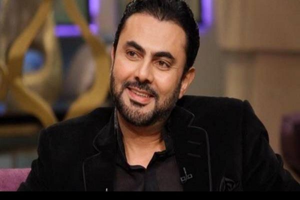 """الفنان """"محمد كريم"""" يتعرض لحادث سير"""